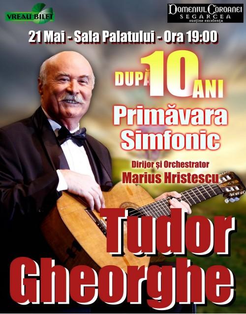 Tudor Gheorghe Primavara Simfonic