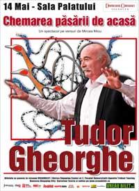 Concert Tudor Gheorghe - Chemarea pasarii de acasa
