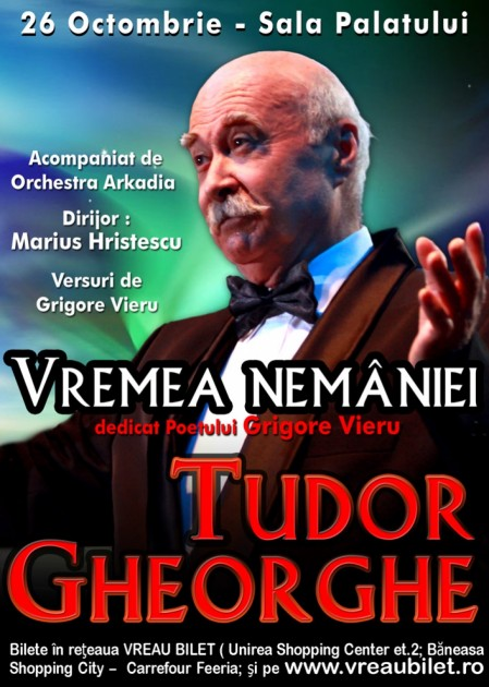 Tudor Gheorghe - Vremea nemaniei