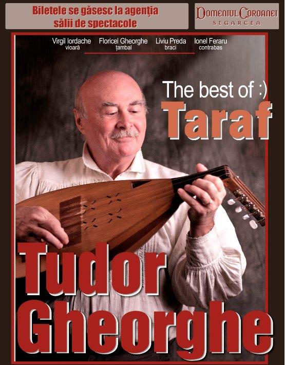 Tudor Gheorghe - Best of Taraf