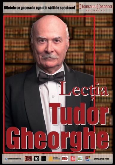 Tudor Gheorghe - Lectia